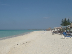 playa Cayo San Guillermo