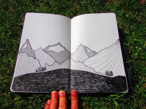 Wanaka Montañas