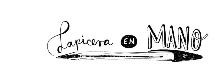 lapicera en mano logo