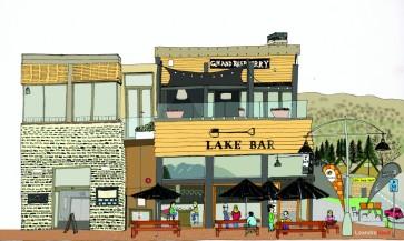 Lake Bar B