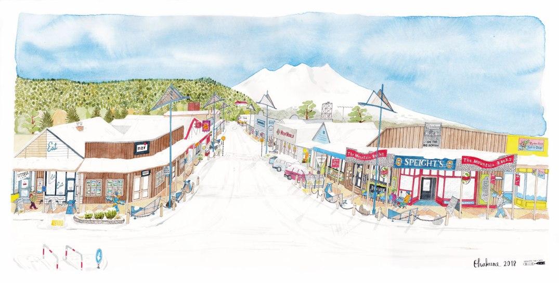 Ohakune-town